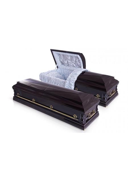 Гроб Американец с балясиной