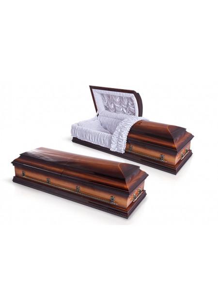 Гроб Американец орех