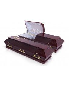 Гроб Финн люкс узор