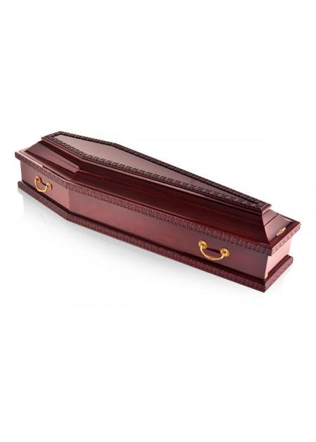 Гроб Шестигранник багет
