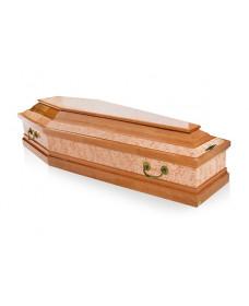 Гроб Шестигранник ясень