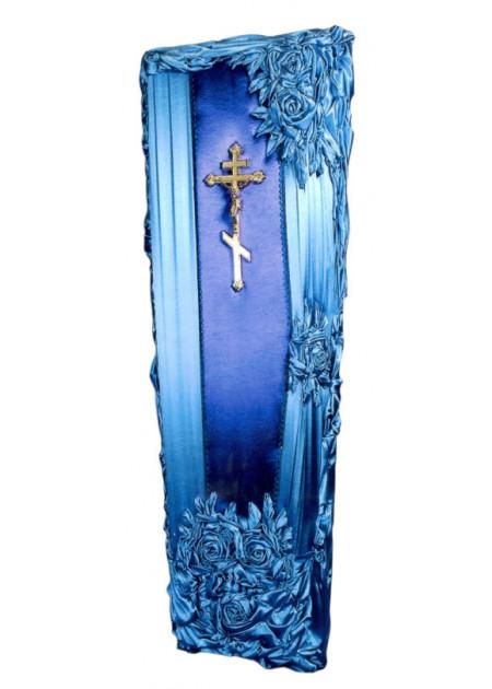 Гроб для похорон - Модель №2