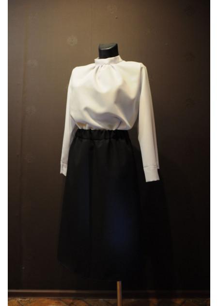 Блуза с юбкой для похорон